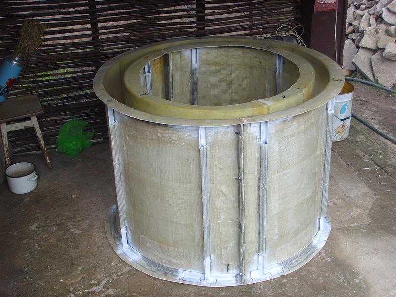 Форма для изготовления колец