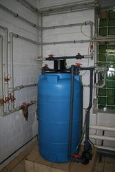 Очистка воды методом озонирования