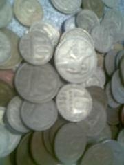 монеты СССР 1939-1991 - 300 штук