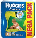 Подгузники Huggies Premium 4 и 4+