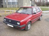 Volkswagen Golf II,  1, 6 бензин,  5-дверный,  люк