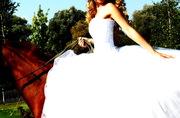 свадебное платье брллианс