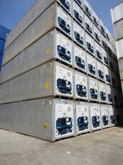 Рефрижераторный контейнер,  рефконтейнер в Беларуси