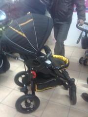 детская коляска фирмы Тако новая