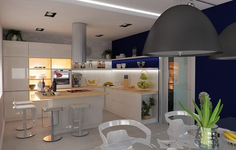 Дизайн студии в минске