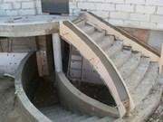 монолитные лестницы и крылечки