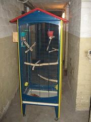Клетка для птиц из Германии