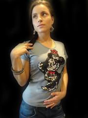 Блузки. майки,  туники,  платья тоговой марки OlantiZ оптом