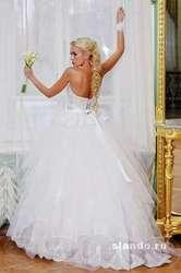 Шикарное свадебное платье Милана из коллекции Papilio!!!