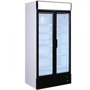 Холодильный шкаф-витрина INTER-600