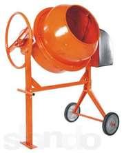 Прокат бетономешалок 180 литров