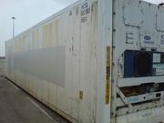 40-футовый рефконтейнер б/у и новый