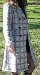 Пальто осенне-весеннеее