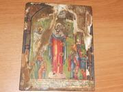 Продам старую книгу и икону