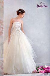 Шикарное свадебное платье Милена из коллекции Papilio !!!Размер 42-46