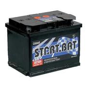 Start.Bat 6СТ-66 АЗ R+ (66Ah)( аккумулятор)