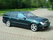 Mercedes  E 320T CDI Avantgarde