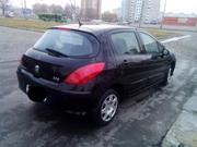 пежо 308  1.6 бензин,  2010г.