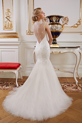 Beautiful dream 2016 новая коллекция Robe Blanche