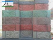 Блок демлер,  рваный камень,  блок декоративный