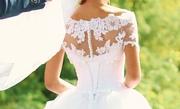 платье свадебное  Lady White