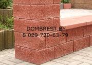 Блоки демлер в Бресте, цементно-песчаные,  декоративные блоки,