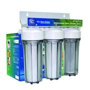 Установка,  монтаж 5-ти ступенчатой системы очистки воды
