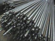 Арматура рифленая стальная.Доставка бесплатная по всей Беларуси.