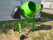 Бетономешалка Groser 140 - 200 литров Береза
