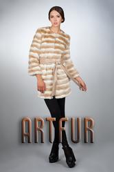 Жакеты,  жилеты и шубы из эко-меха ARTFUR