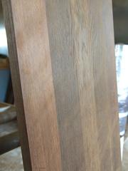 Реализуем мебельный щит из термически модифицированной древесины