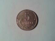 монеты СССР,  РОССИИ,  ПОЛЬШИ,