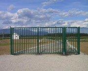 Калитки и ворота от производителя. Доставка в Брест.
