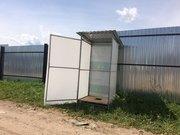 Туалет летний для дачи с доставкой по Бресту и области!