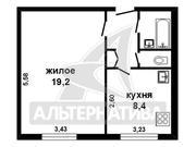 1-комнатная квартира,  г.Брест,  Ленина ул.,  1960 г.п. w170707
