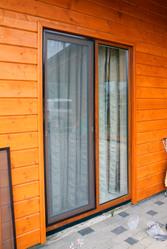 Москитная сетка на деревянное окно