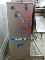 Пресс механической обвалки Baader 697