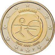 Памятная юбилейная монета 2 евро