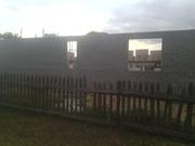 Продам незавершенное строение(жилой дом)