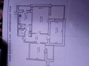 3 комнатная квартира в прекрасном районе Востока Брест