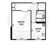 Продается однокомнатная квартира г.Брест