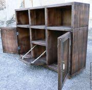 Ящики и шкафы в в стиле LOFT