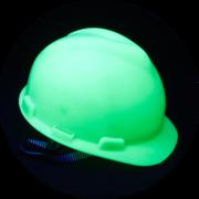 Светящаяся краска для системы безопасности