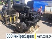 двигатель komatsu d-355a тмз 8486. 1000175-02