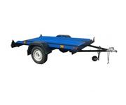 Прицеп БЕЛАЗ 8903 для перевозки квадроциклов